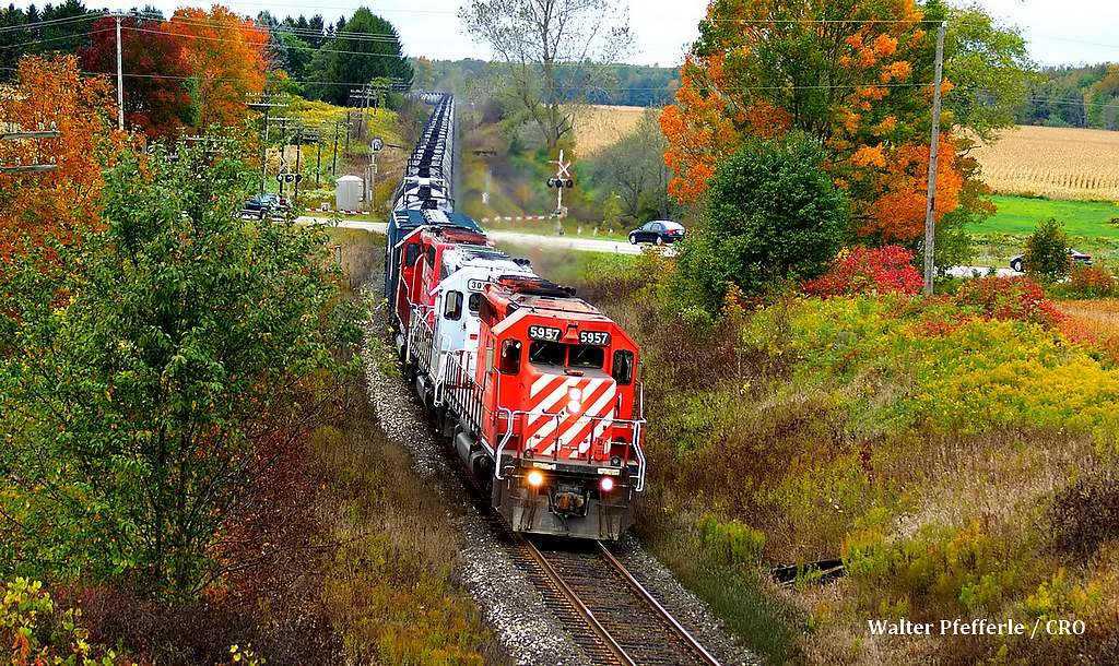 Canadian Railway Observations | October 2010