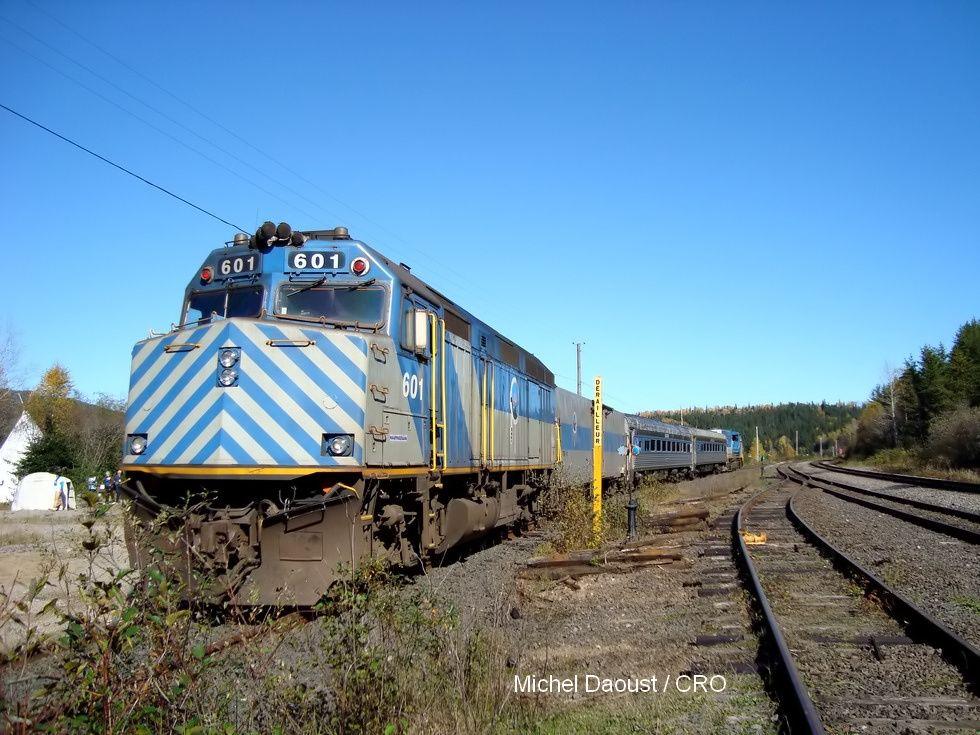 Nb Southern Railway Tours