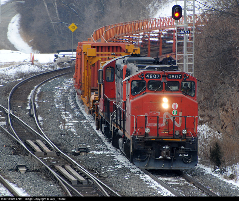 Canadian Railway Observations Home Page