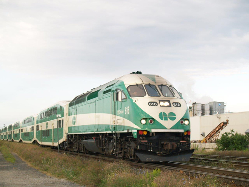 Go train schedule lakeshore east eastbound