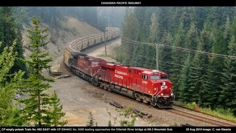 a history of the canadian pacific railway in canadian transportation The railway relief bill becomes law, provides $22,500,000 in loans to the canadian pacific railway 25 may, 1884 the line from winnipeg reaches the british columbia border, at kicking horse pass.