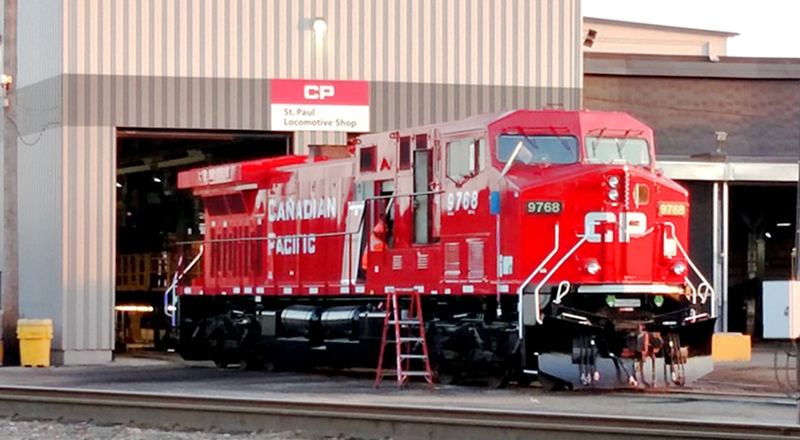 Canadian railway observations canadian pacific for Rose city motors fort wayne in