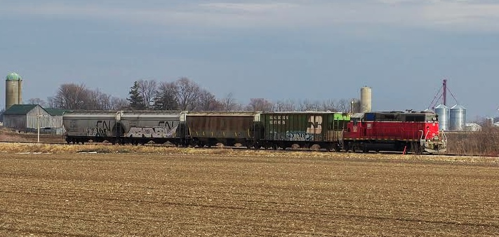 Canadian Cab Guelph >> Canadian Railway Observations : Shortlines and Regionals