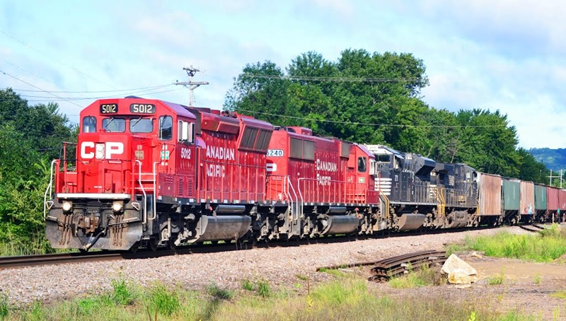 Canadian Railway Observations : Canadian Pacific