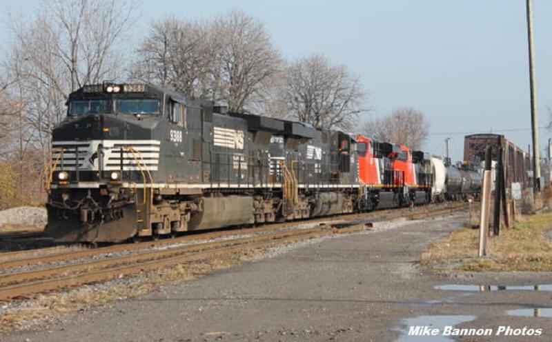 New Motors Erie Pa >> CRO - http://www.canadianrailwayobservations.com - CN Rail