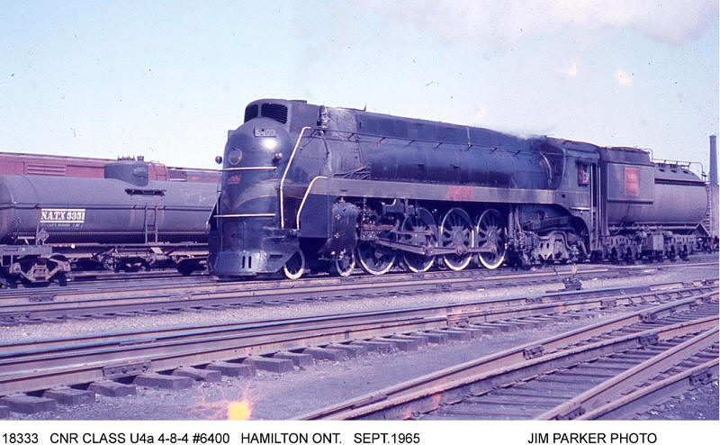 Image result for canadian national 4-8-4 in manitoba