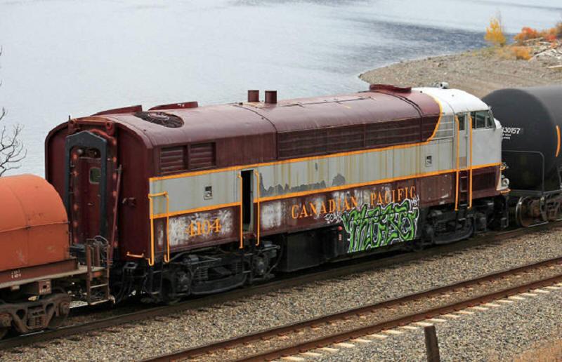 East Coast Diesel >> CRO - http://www.canadianrailwayobservations.com - Railway ...