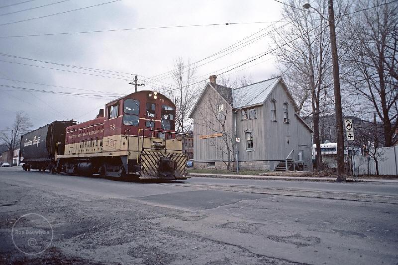 Cro Http Www Canadianrailwayobservations Com